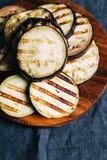 aubergine Royalty-vrije Stock Foto's