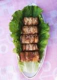 aubergine Stockfotos