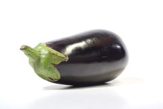 Aubergine.beringela Stock Afbeelding