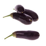 Aubergine, black, Royalty Free Stock Photo