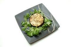 Aubergine dish Royalty Free Stock Image