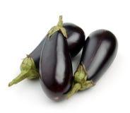 Aubergine (eggplant) Royalty Free Stock Photos