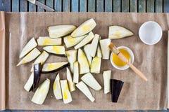Aubergine Royalty Free Stock Photo