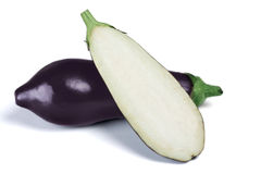 Aubergine Stock Photos