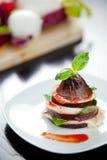 Aubergine italienne Parmiggiana Photographie stock libre de droits
