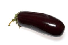 Aubergine mûre images stock