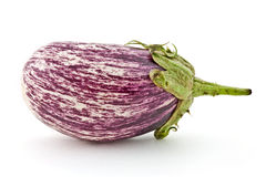 Aubergine variety Stock Photo