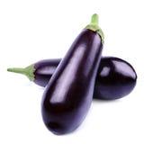 Aubergine vegetable isolated Stock Image
