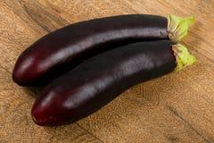auberginen Stockbild