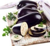 auberginen Stockfotos
