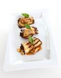 aubergines закуски Стоковые Изображения RF