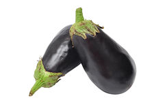 Aubergines Royalty Free Stock Images