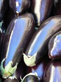 Aubergines Royalty Free Stock Photography