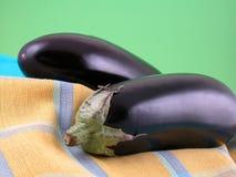 aubergines Royaltyfria Foton