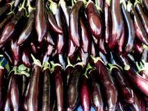 Aubergines Stock Image