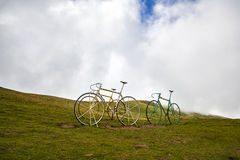 Aubisque Stock Image