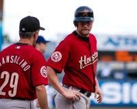 Aubrey Huff, Houston Astros Royalty Free Stock Photography