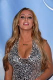 Aubrey O'Day Royalty Free Stock Image