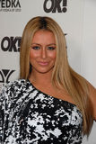 Aubrey O'Day Stock Photo