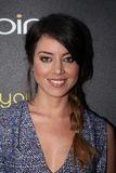 Aubrey Plaza at the 14th Annual Young Hollywood Awards, Hollywood Athletic Club, Hollywood, CA 06-14-12 Royalty Free Stock Photo