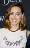 Aubrey Plaza Stock Photo
