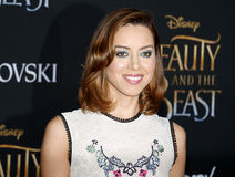 Aubrey Plaza Royalty Free Stock Images