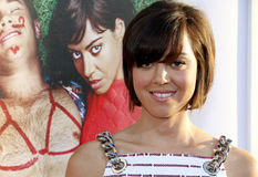 Aubrey Plaza Royalty Free Stock Photo