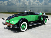 1929 Auburn 8-90 Boattail Speedster Royalty Free Stock Images