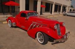 1935/36 Auburn boattail speedster replica Stock Photography