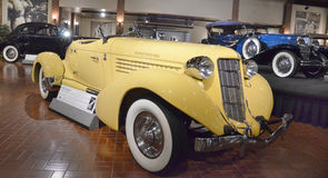 1935 Auburn 851SC Boat Tail Speeder Stock Images