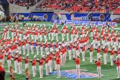 Auburn University Marching Band stock photo