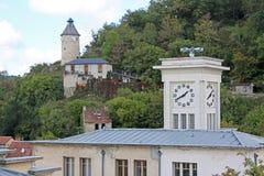 Aubusson, France Stock Image