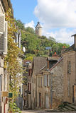 Aubusson, Frankrijk Stock Afbeelding