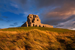 Auchindoun Castle, Dufftown, Moray, Scotland Royalty Free Stock Photography