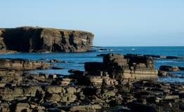 auckengill海湾 库存图片