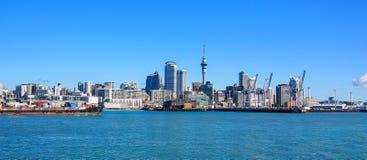 auckland Новая Зеландия Стоковые Фото