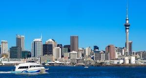 auckland Новая Зеландия Стоковое фото RF