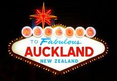 Auckland Arkivfoton