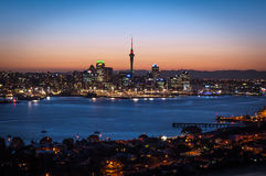 auckland Photographie stock
