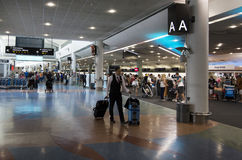 Auckland Airport - New Zealand Stock Photography