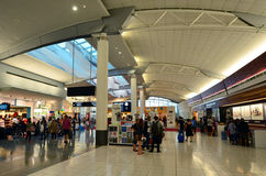 Auckland Airport - New Zealand Royalty Free Stock Photos