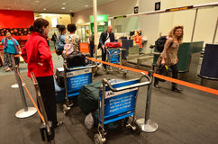 Auckland Airport - New Zealand Stock Images