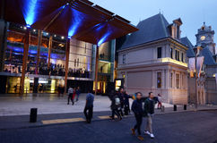 Auckland Art Gallery Toi o Tamaki - Nieuw Zeeland stock fotografie