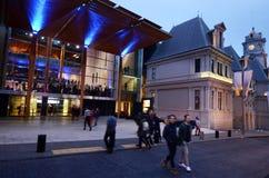 Auckland Art Gallery Toi o Tamaki - Nova Zelândia fotografia de stock