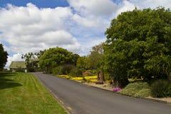 Auckland Botanical Gardens Stock Image
