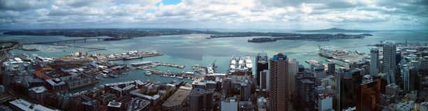 Auckland CBD Stock Images