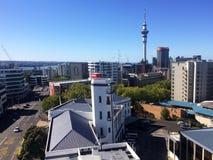 Auckland CBD skyline Stock Image