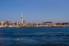 Auckland CBD skyline. New Zealand Stock Images