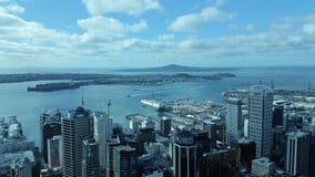 Auckland Citty Fotos de archivo