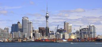 Auckland Citty Fotografia Stock Libera da Diritti